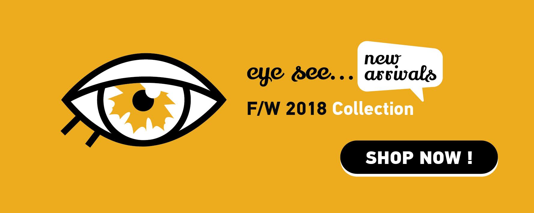 F/W 2018 MEN's & WOMEN's Colelction (Slide 01)