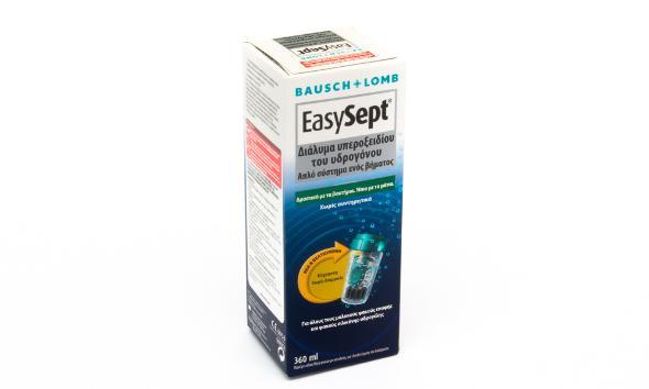 ΥΓΡΑ ΦΑΚΩΝ BAUSCH & LOMB EASYSEPT  360ml