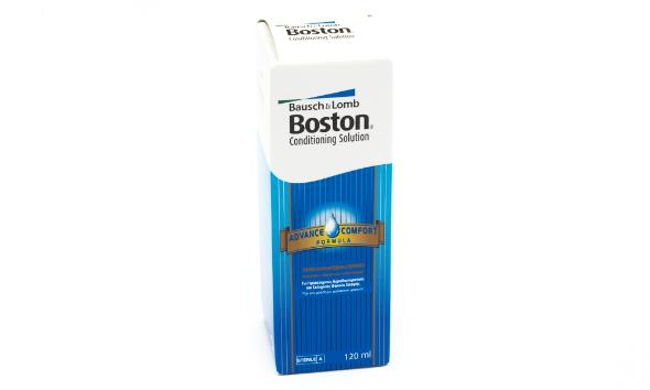 ΥΓΡΑ ΦΑΚΩΝ BAUSCH & LOMB BOSTON CONDITIONING SOLUTION  120ml